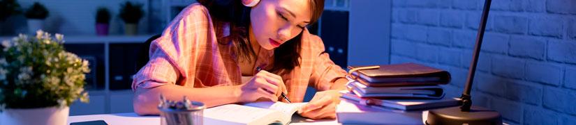 Beneficios de estudiar carreras vespertinas