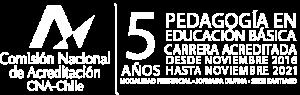 Acreditación 5 años Pedagogía en Educación Básica